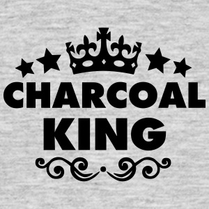 charcoal king 2015 - Men's T-Shirt