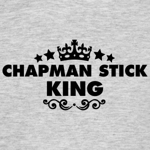 chapman stick king 2015 - Men's T-Shirt