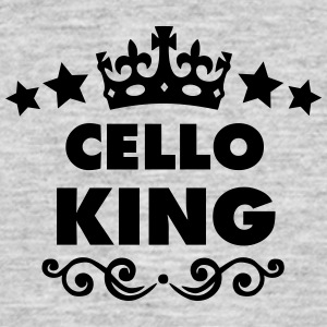 cello king 2015 - Men's T-Shirt