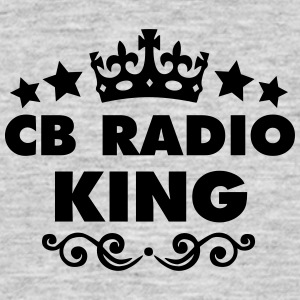 cb radio king 2015 - Men's T-Shirt