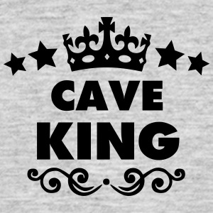 cave king 2015 - Men's T-Shirt