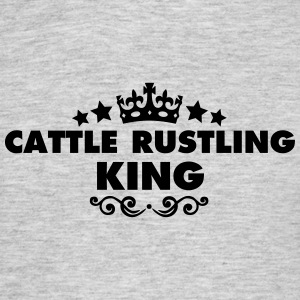 cattle rustling king 2015 - Men's T-Shirt