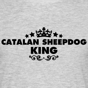 catalan sheepdog king 2015 - Men's T-Shirt
