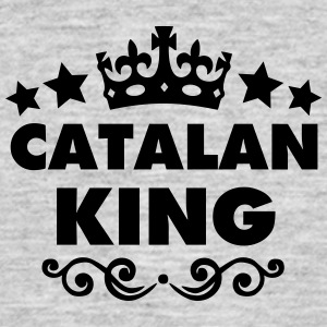 catalan king 2015 - Men's T-Shirt
