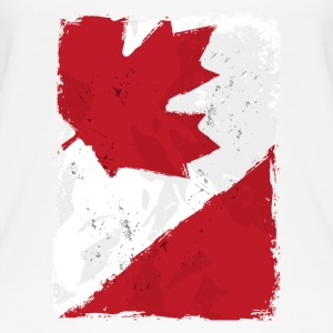 Canada - Maple Leaf Logo Tops - Frauen Bio Tank Top