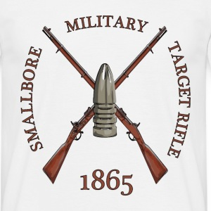 MILITARY TARGET RIFLE Tee shirts - T-shirt Homme