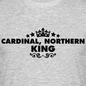 cardinal northern king 2015 - Men's T-Shirt