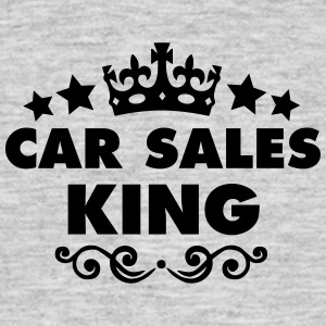 car sales king 2015 - Men's T-Shirt
