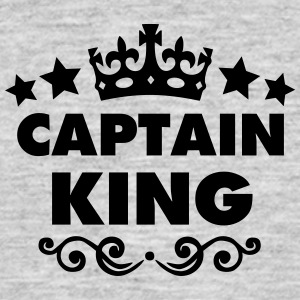 captain king 2015 - Men's T-Shirt