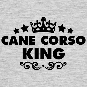 cane corso king 2015 - Men's T-Shirt