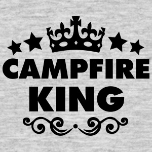 campfire king 2015 - Men's T-Shirt
