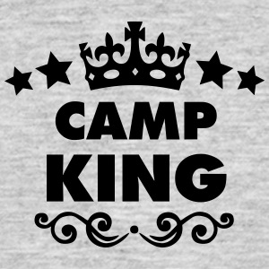 camp king 2015 - Men's T-Shirt