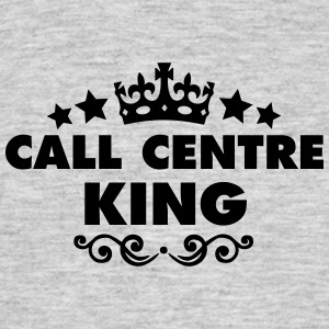 call centre king 2015 - Men's T-Shirt