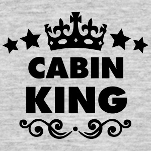 cabin king 2015 - Men's T-Shirt