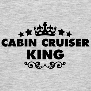 cabin cruiser king 2015 - Men's T-Shirt