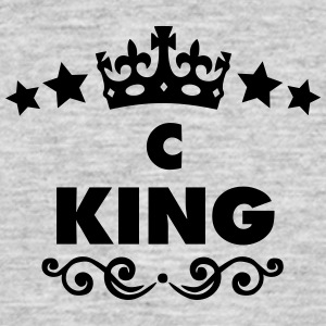 c king 2015 - Men's T-Shirt