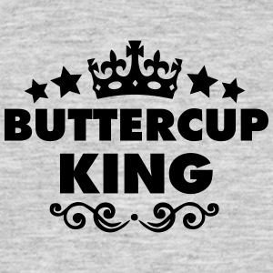buttercup king 2015 - Men's T-Shirt
