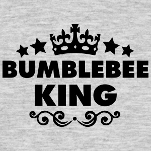 bumblebee king 2015 - Men's T-Shirt