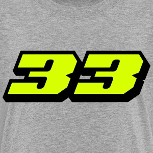 Number 33 Shirts - Kids' Premium T-Shirt