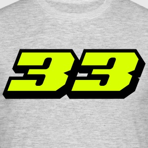 Number 33 Tee shirts - T-shirt Homme