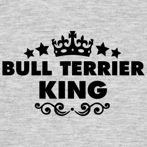 bull terrier king 2015 - Men's T-Shirt