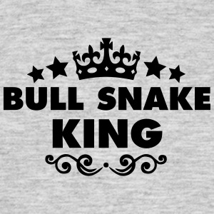 bull snake king 2015 - Men's T-Shirt