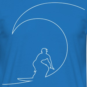 Surf Tee shirts - T-shirt Homme