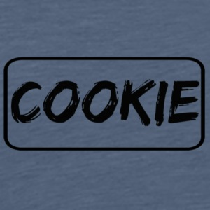 Cookie Transparent - Men's Premium T-Shirt