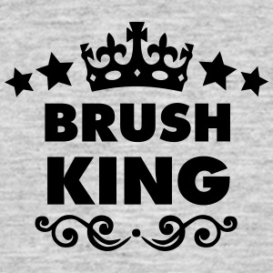 brush king 2015 - Men's T-Shirt