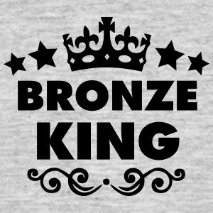 bronze king 2015 - Men's T-Shirt