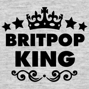 britpop king 2015 - Men's T-Shirt