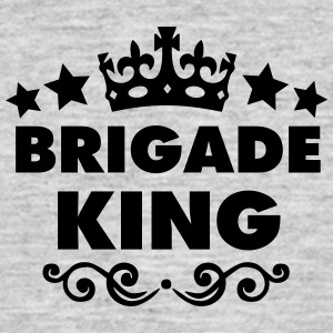 brigade king 2015 - Men's T-Shirt