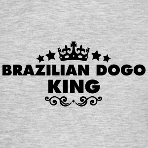 brazilian dogo king 2015 - Men's T-Shirt