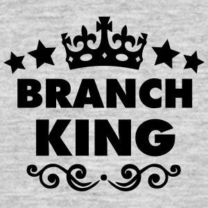 branch king 2015 - Men's T-Shirt