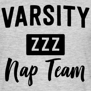 Varisty Nap Team T-Shirts - Men's T-Shirt