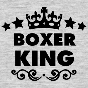 boxer king 2015 - Men's T-Shirt
