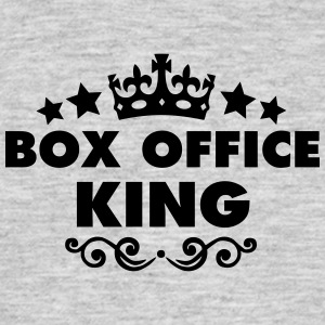 box office king 2015 - Men's T-Shirt