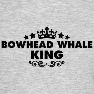 bowhead whale king 2015 - Men's T-Shirt