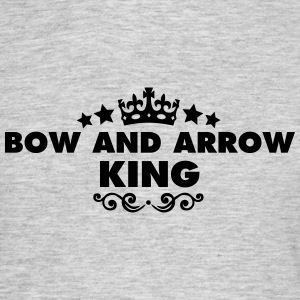 bow and arrow king 2015 - Men's T-Shirt