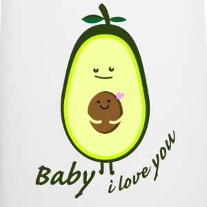 Baby ilove you  Aprons - Cooking Apron