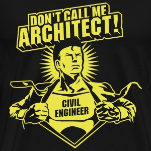 Civil Engineer - the original T-Shirts - Männer Premium T-Shirt