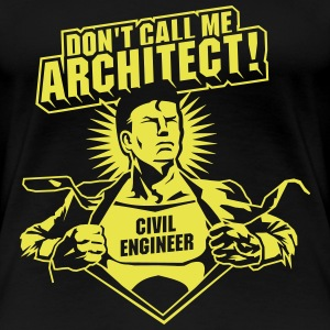 Civil Engineer - the original T-Shirts - Frauen Premium T-Shirt