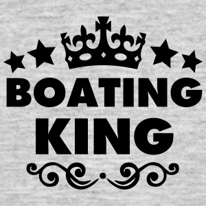 boating king 2015 - Men's T-Shirt