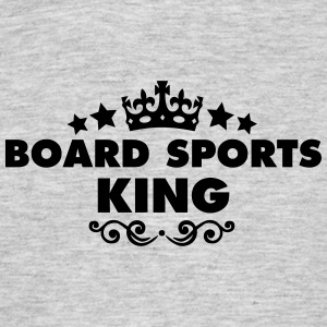 board sports king 2015 - Men's T-Shirt