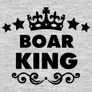 boar king 2015 - Men's T-Shirt