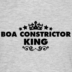 boa constrictor king 2015 - Men's T-Shirt