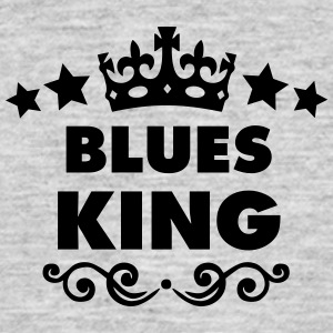 blues king 2015 - Men's T-Shirt