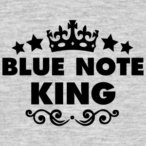 blue note king 2015 - Men's T-Shirt