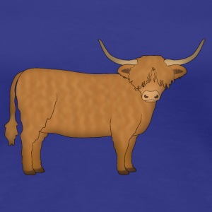 Highland cattle looking T-Shirts - Women's Premium T-Shirt