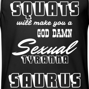 sexual tyrannasauraus - Men's Basketball Jersey